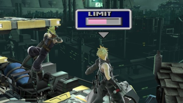 [As you can see, Cloud also dons his Advent Children look as an alternate costume]